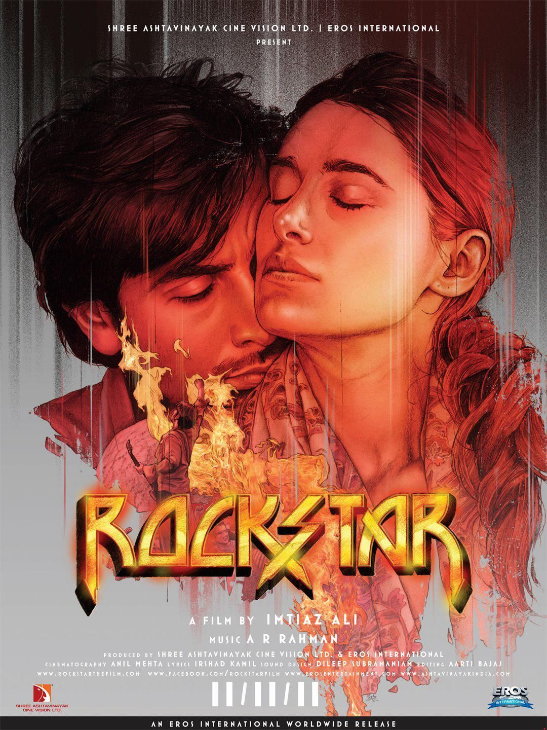 Rockstar Hindi Movie Songs Free Download Zip